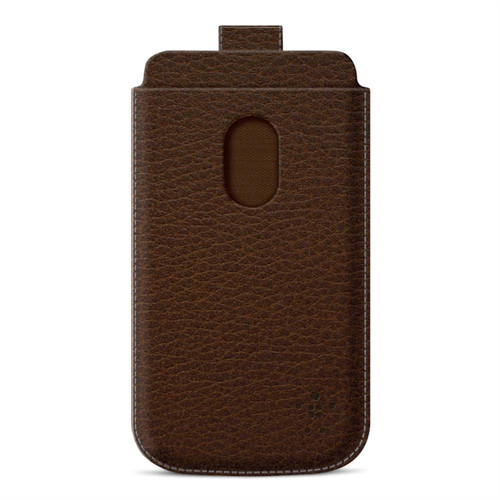 Profesiona leather case S3 - Braon - Futrola Samsung S3 I9300