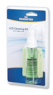 Cleaning Kit, for LCD, 30ml, Green Apple - Čistaci monitora