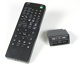 DVD Remote Control - DVD player