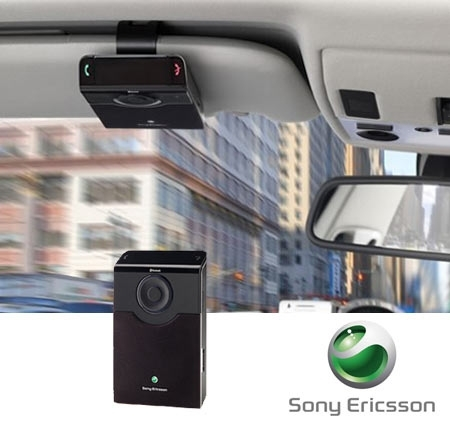 "Bluetoothâ""¢ Car Speakerphone HCB-150     - Bluetooth slušalice"